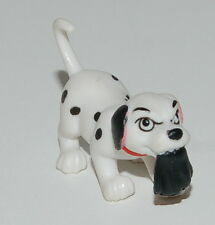"1.5"" Mini Dog w/ Piece Of Horace's Pants PVC Action Figure Disney 101 Dalmations"
