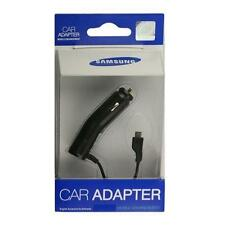 Genuine Samsung Galaxy S7 Edge S6 S5 S4 Note 5 4 3 2 Car Charger Retail ACADU10