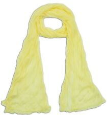 LONG Crinkle Scarf Wrap Shawl Stole Style Fashion Women Girl USA Seller!