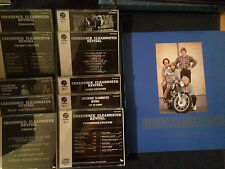Credence clearwater revival, CD-Collection, 10cd box-set, (Germany, 1987) rar, NEUF!!!