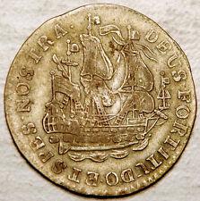 NETHERLANDS (WEST FRIESLAND) SILVER 6 STUIVER 1762