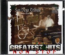 LIL ROB- Greatest Non Stop  CD NEW  Chicano Rap
