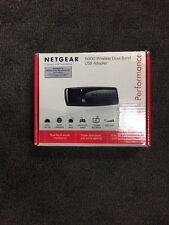 (LOT of 10) NETGEAR WNDA3100v2 N600 Wi-Fi USB ADAPTER 802.11a/b/g/n Dual Band