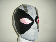 UK DEATHSTROKE ADULT COMIC HALLOWEEN FANCY DRESS UP WRESTLING MASK ADULT COSPLAY