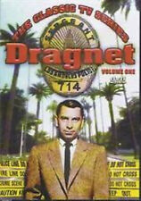 Dragnet : The Classic TV Series - Vol. 1 (DVD, 2002) Jack Webb