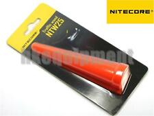 Thrunite 25.4mm Traffic Wand Red Cone Tip for TN12 TC12 2016 Flashlight