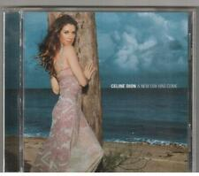 CD CELINE DION A NEW DAY HAS COME 17 Tracks