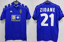 1999-2000 Juventus Juve Jersey Shirt Maglia Away D+ Kappa Zidane #21 S Calcio
