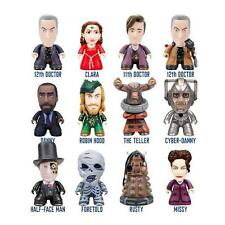 DR WHO VINYL FIGURES TITANS FULL SET OF 12 12th Doctor: Rebel Time Lord SALE