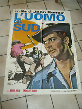 MANIFESTO,L'uomo del Sud (The Southerner),Jean Renoir,Zachary Scott:Betty Field