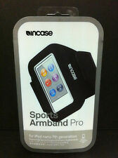 Incase Active Sports Gym Armband Pro for iPod Nano 7G 7th Gen Black OPEN BOX