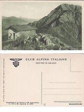#  LECCO: CAPPELLETTA DI S. SPIRIO SUL LEGNONCINO  E MONTE LEGNONE - C.A.I.