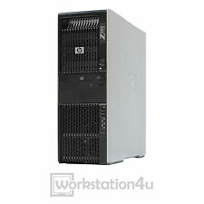 HP Z600 Workstation PC 2x Xeon X5550 +Ram 16GB +HDD 250GB + SSD128 + NVS300 W7