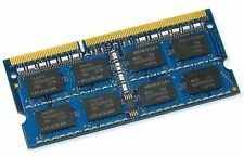 4gb ddr3 (1x4gb) 1600mhz pc3l-12800s 2rx8 SO-DIMM 204-pin Laptop RAM MEMORIA