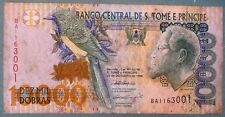ST THOMAS PRINCIPE SAO TOME 10000 10 000 DOBRAS NOTE ISSUED 22.10. 1996, P 66 a