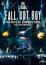FALL OUT BOY DVD - THE BOYS OF ZUMMER TOUR: LIVE IN CHICAGO ( MINT CONDITION )