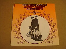 45T SINGLE / 1910 FRUITGUM CO - GOODY GOODY GUMDROPS / CANDY KISSES