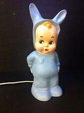 Lapin & Me bunny Night Light BLUE