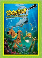 Scooby-Doo! Mystery Incorporated: Season 2, Part 1 - Danger in  (2013, DVD NEUF)
