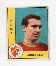 figurina - CALCIATORI PANINI 1961/62 OPACHE REC - ROMA ANGELILLO