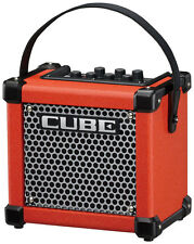 Roland M-CUBE-GXR Micro Cube GX Battery-powered Guitar Combo Amp Red New
