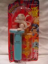 Pokemon Mew Candy Dispenser Pez Type Nintendo 1999 Unopened *RARE* Nice Item