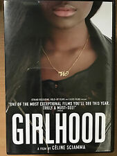 GIRLHOOD ~ 2014 CEline Sciamma French Coming Of Age Drama | US R1 DVD