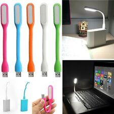 MINI Portable Flexible USB LED Torch Light Lamp For Notebook PC Laptop NEW