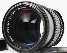 【NEAR MINT!!!】 Pentax SMC 67 165mm f/2.8 Late Model Lens for 6X7 67 from Japan