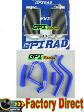 GPI Aluminum radiator and HOSE FOR Honda CR250 CR250R CR 250R 1988-1989 88 89