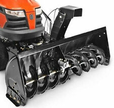 "Husqvarna Two Stage Lawn Tractor Mount Snow Blower Elect Lift (50"") #967343902"