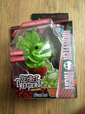 NEW Monster High Secret Creepers CHEWLIAN Pet Figure Critters Hide Destroy Notes