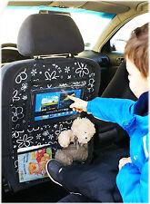 Auto Rücksitz Tablet iPad Organizer Multi Tasche Rückenlehnenschutz Nr 6 [007]