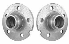 1965 1966 1967 Ford Mustang Cougar Front Wheel Hub Pair  8 Cyl W/ Drum Brakes