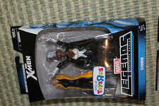 Marvel Legends X-men STORM Action Figure TRU Exclusive new in box Jubilee BAF