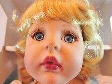 """20"""" Toddler """"Cinderella """" Doll by Donna Rubert Paradise Galleries"""