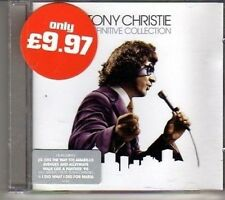 (CR775) Tony Christie, Definitive Collection - 2005 CD