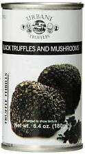 Urbani Truffles Truffle Thrills Black Truffles and Mushrooms 6.4 Ounce Can