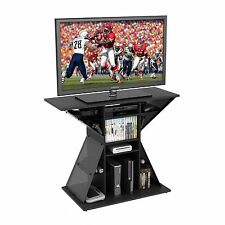 """New Video Game Xbox PS3 PS4 Stand Gaming Storage Rack Hub for 42"""" flat panel TV"""