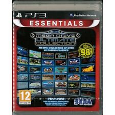 SEGA Mega Drive juego Ultimate Collection (Essentials) PS3 Nuevo