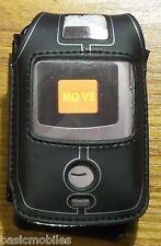 Motorola V3/V3e Black Body Glove BodyGlove Mobile Phone case