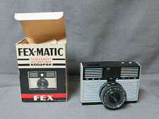 42- APPAREIL PHOTO ARGENTIQUE:FEX - MATIC chargement automatique  MADE IN FRANCE