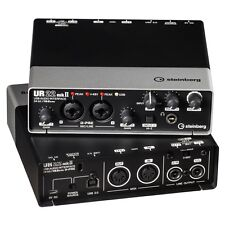 Steinberg UR22 MKII Audio Interface - 889025101073