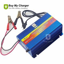 12V 30A Car Battery Charger 150ah ~ 200ah Lead Acid Charger Motorcycle 220V