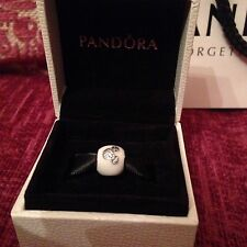 Genuine Pandora Disney Parks Exclusive 'I LOVE MICKEY' Charm Mickey Mouse W. Box