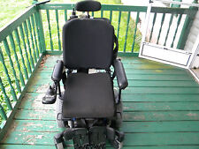 Pride Mobility Quantum ELECTRIC  Power Chair with TILT, RECLINE & LEGS 4 YRS OLD