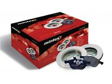 VAUXHALL ASTRA H MK5 1.9 CDTi 150 150Bhp SRi FRONT REAR MINTEX BRAKE DISCS PADS