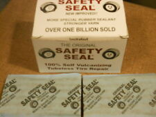 SAFETY SEAL TIRE PLUGS-(12) BOXES ($14.95) 60 PLUGS IN BOX, 4''(BROWN) FOR CARS