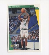 1997-98 COLLECTOR'S CHOICE #207 CHAUNCEY BILLUPS ROOKIE CARD RC NM/MT UD UPPER