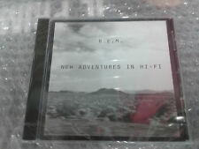 CD R.E.M. new adventures in hi-fi